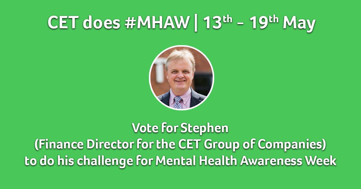 Stephen MHAW